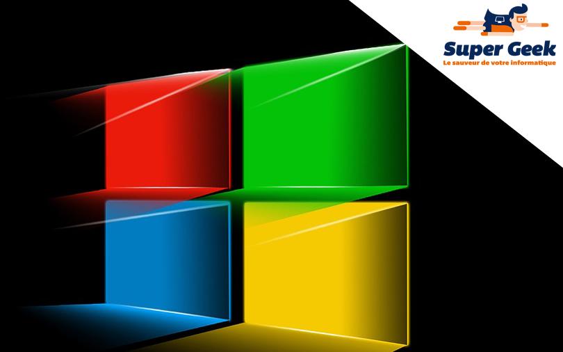Symbole Microsoft Windows