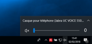 Son Windows 10 désactivé