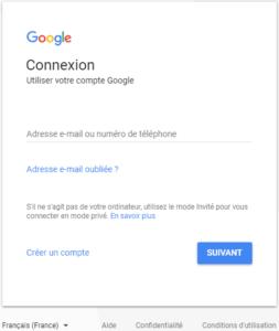 Comment créer un compte gmail - Image 3