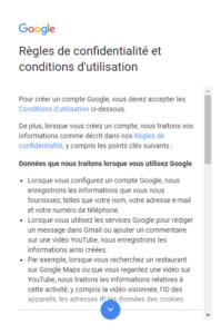 Comment créer un compte gmail - Image 7