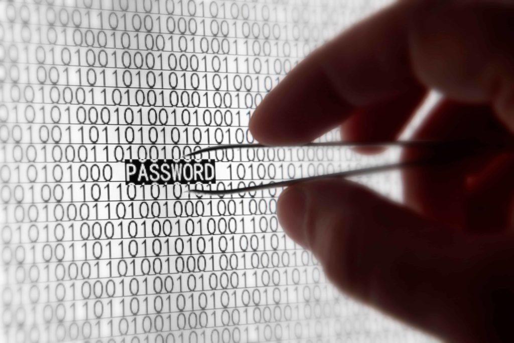 Mot de passe utilisateur