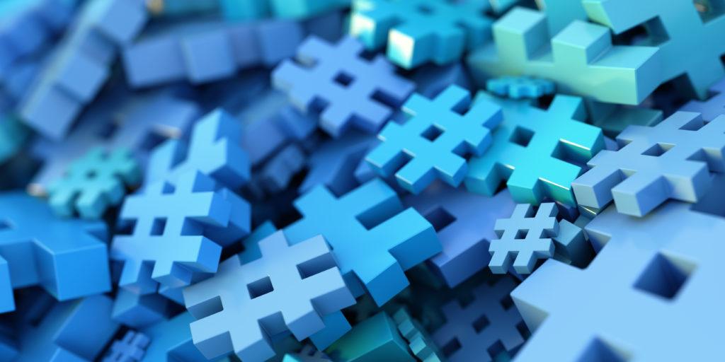 Puzzle et dièses bleus