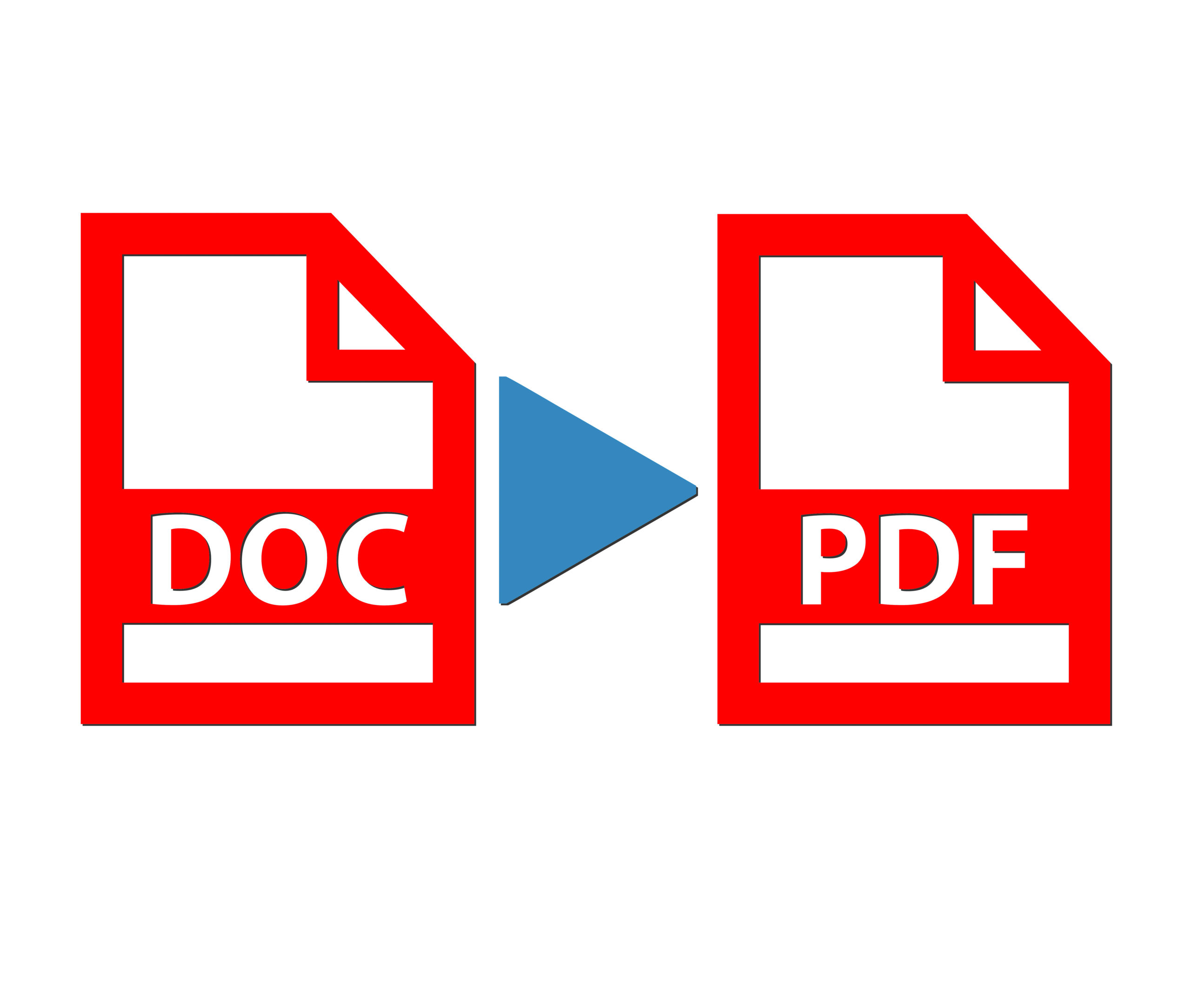 Convertir un fichier .doc en fichier PDF
