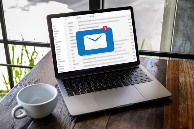 gerer sa boite mail