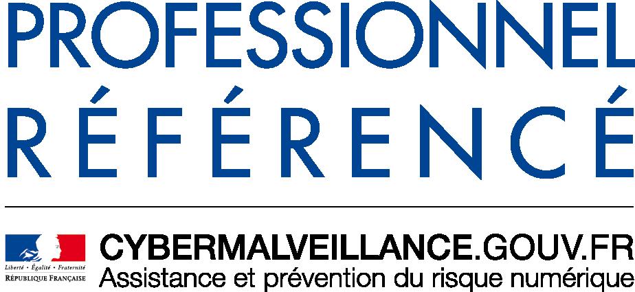 Badge référencement CyberMalveillance